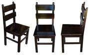 Деревянные стулья для кафе Карат Плюс
