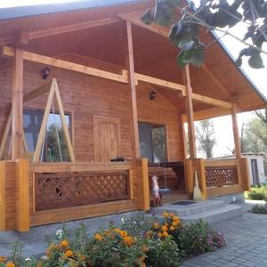 Деревянні будинки