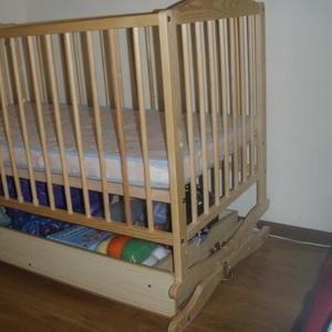 Продам кроватку-люльку ( Польша) 650грн+150грн матрасик