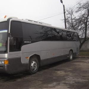 Туристический автобус SSANG YONG Transstar