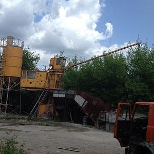 Бетонный завод Бета-20,  Бетонная установка