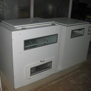 Оборудование (станок) для реставрации подушек с обеспыливанием пера