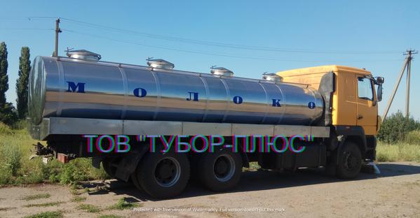 Виробник автоцистерн,  молоковозів,  водовозів,  рибовоз. Асенізатори 4