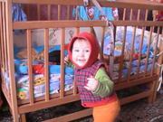 б.у.детская колиска