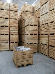 Предлагаем складские помещения на -18°С
